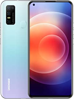 Mobiele Telefoon DOOGEE N30 4G Smartphone, 6,55 inch FHD+ display 4500mAh batterij 16MP AI quad camera 4GB RAM + 128GB ROM...