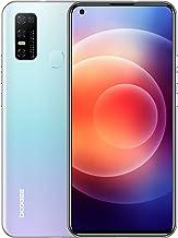 "Unlocked Smartphone DOOGEE N30 (2021) Mobile Phone 4GB+128GB Triple Rear Camera 6.55"" Infinity Display Android 10.0 4500mA..."