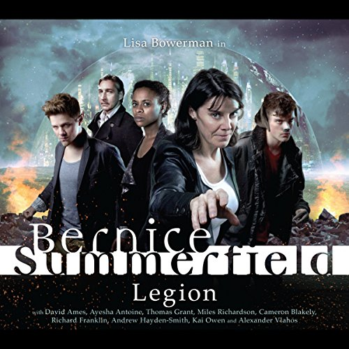 『Bernice Summerfield - Legion』のカバーアート