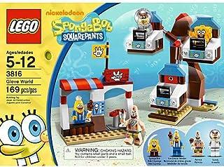 LEGO Bob Esponja 3816 - Mundo Guante
