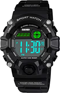 Kids Watch, Boys Watch Digital Sports Wrist Watch...