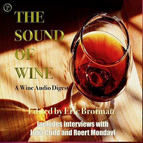 The Sound of Wine audiobook cover art