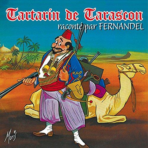 Couverture de Tartarin de Tarascon