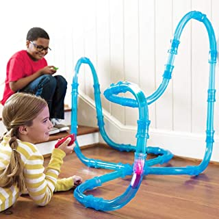GMAXT Rc Cars,T88 Remoter Control Car,Tube Track Toys Set for Give The Child The Best Gift