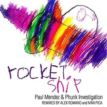 Rocket Ship (Remixes)