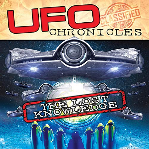 UFO Chronicles: The Lost Knowledge cover art