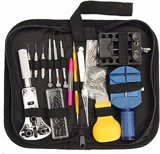 SKREOJF 144 sur 1 Montre d'outils de réparation de Montre Kit de Surveillance Watch Opener Link Link Spring Barre de Resso...