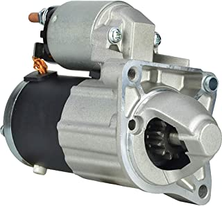 DB Electrical New 410-48309 Automotive Starter 1.4L Replacement for FIAT 500 2012 2013 SMT0455 M0T33871 19139 103-5179 68073160AA RL073160AA 53100008