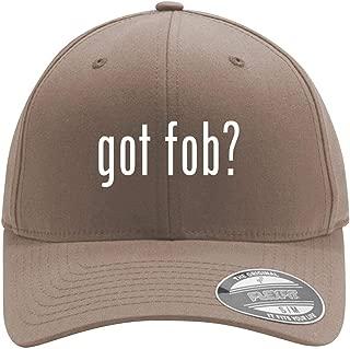 got fob? - Adult Men's Flexfit Baseball Hat Cap
