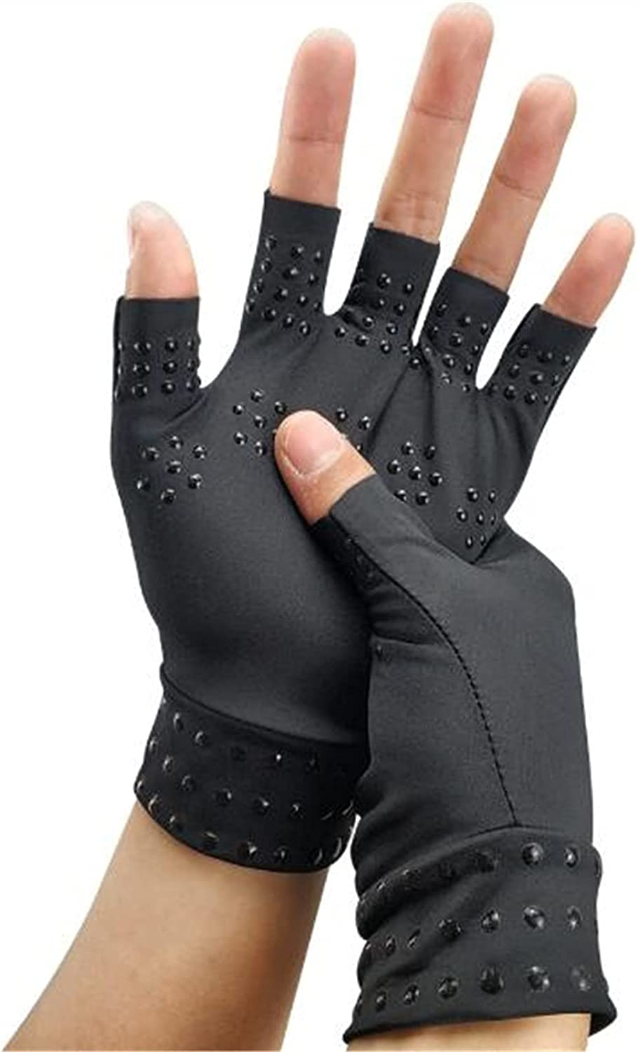1 Pair Max Challenge the lowest price of Japan 50% OFF Compression Arthritis Gloves Joint Relief Arthritic Pain