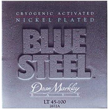 Dean Markley 2670 XL 40-95 Blue Steel Bass