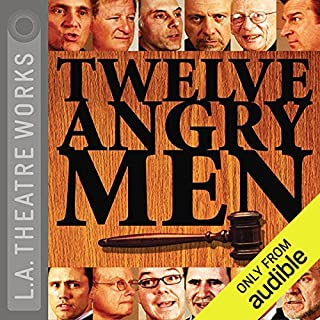 Twelve Angry Men                   By:                                                                                                                                 Reginald Rose                               Narrated by:                                                                                                                                 Dan Castellaneta,                                                                                        Hector Elizondo,                                                                                        Armin Shimerman                      Length: 1 hr and 50 mins     1,636 ratings     Overall 4.5