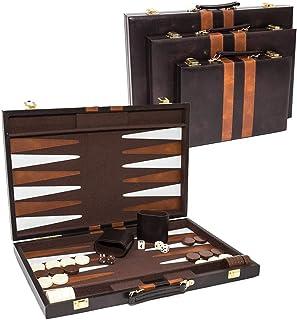 """Tompkins Square Backgammon Set 15"""""""