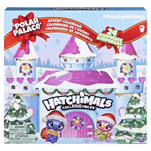 Hatchimals Colleggtibles 6044284  Calendrier de l'Avent Hatchimals à Collectionner avec personnages exclusifs