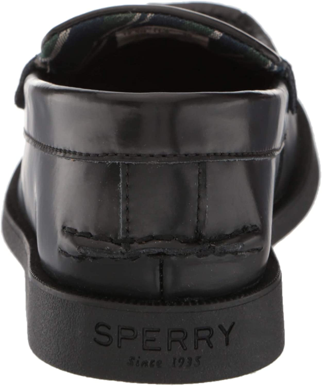 Sperry Unisex-Child Colton Plushwave Oxford