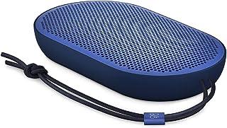Bang & Olufsen ワイヤレスポータブルスピーカー BeoPlay P2 通話対応/小型/軽量 ロイヤルブルー【国内正規品】