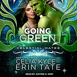Going Green     Vialea Series, Book 2               Written by:                                                                                                                                 Erin Tate,                                                                                        Justine O. Keef                               Narrated by:                                                                                                                                 Justine O. Keef                      Length: 4 hrs and 21 mins     Not rated yet     Overall 0.0