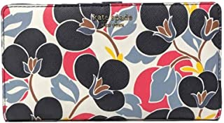 Kate Spade NY Cameron Large Slim Bifold Wallet in Breezy Floral