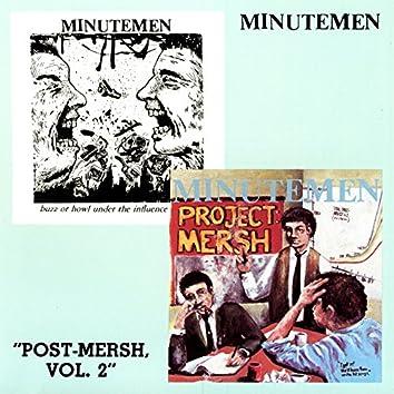 Post-Mersh, Vol. 2