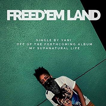 Freed'em Land