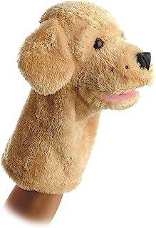 """Aurora World Garth Dog Plush Hand Puppet, 10"""""""