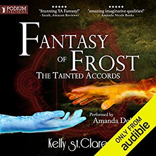 Couverture de Fantasy of Frost