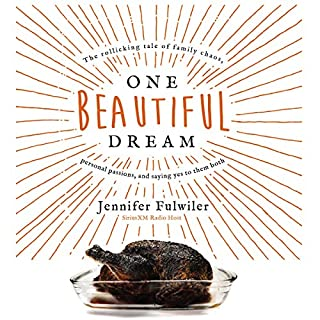 One Beautiful Dream audiobook cover art