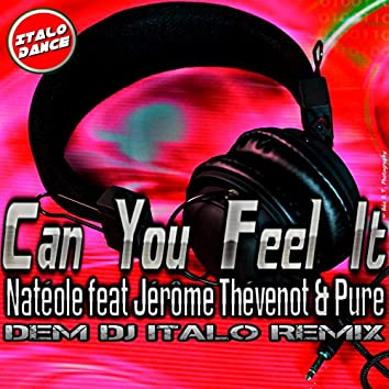 Can You Feel It (feat. Pure) [DEM DJ Remix]