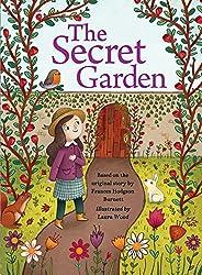 The Secret Garden Young Children 39 S Illustrated Version Book Review Gardenbunch