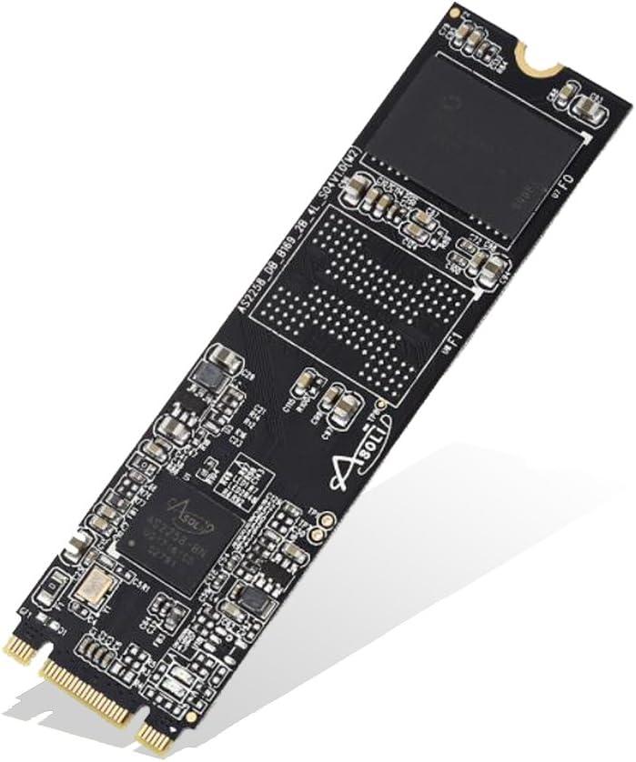 RECADATA 120GB SATAIII SSD M.2 2280 Solid State Drive Black