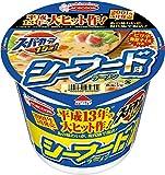 スーパーカップ1.5倍 シーフード味ラーメン 107g ×12食