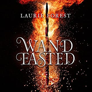 Wandfasted audiobook cover art