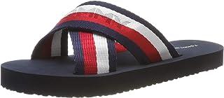 Tommy Hilfiger Colourful Tommy Slide Women's Fashion Sandals