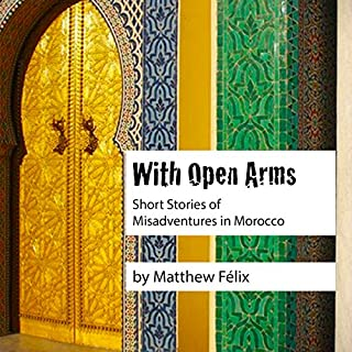 With Open Arms audiobook cover art