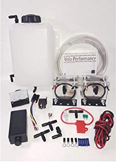HHO Dry Cell Kit Pro 2 With Volo VP15 Chip and PWM Guaranteed Results