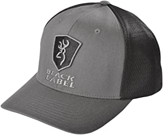 Alfa Mesh Back FF Cap, Grey/Black, Small/Medium