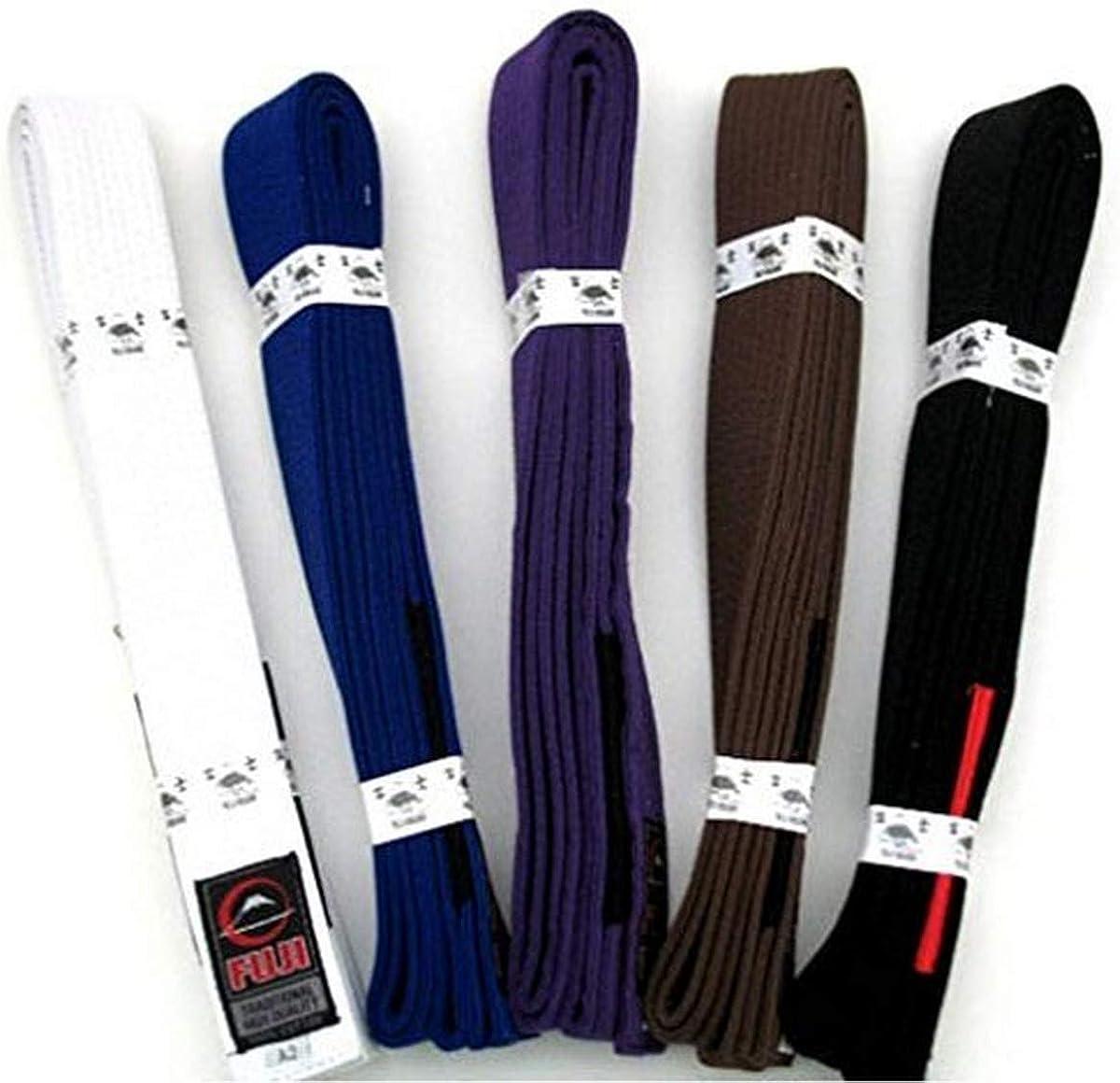 A5 Purple Fuji BJJ Belt