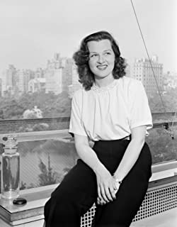 Jo Stafford (1917-2008) Namerican Singer Photograph By William P Gottlieb C1946 Poster Print by (24 x 36)