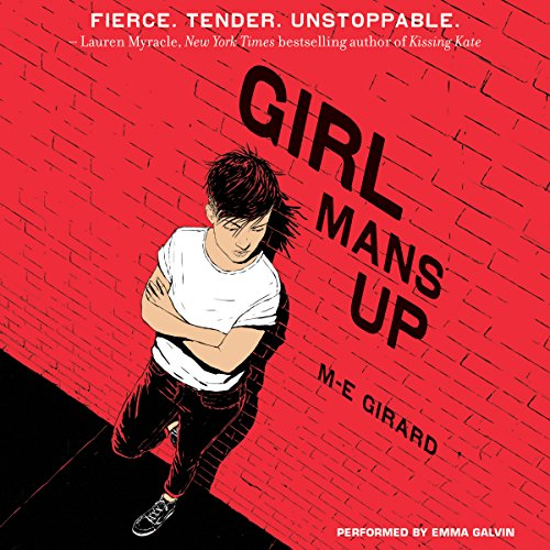 Couverture de Girl Mans Up