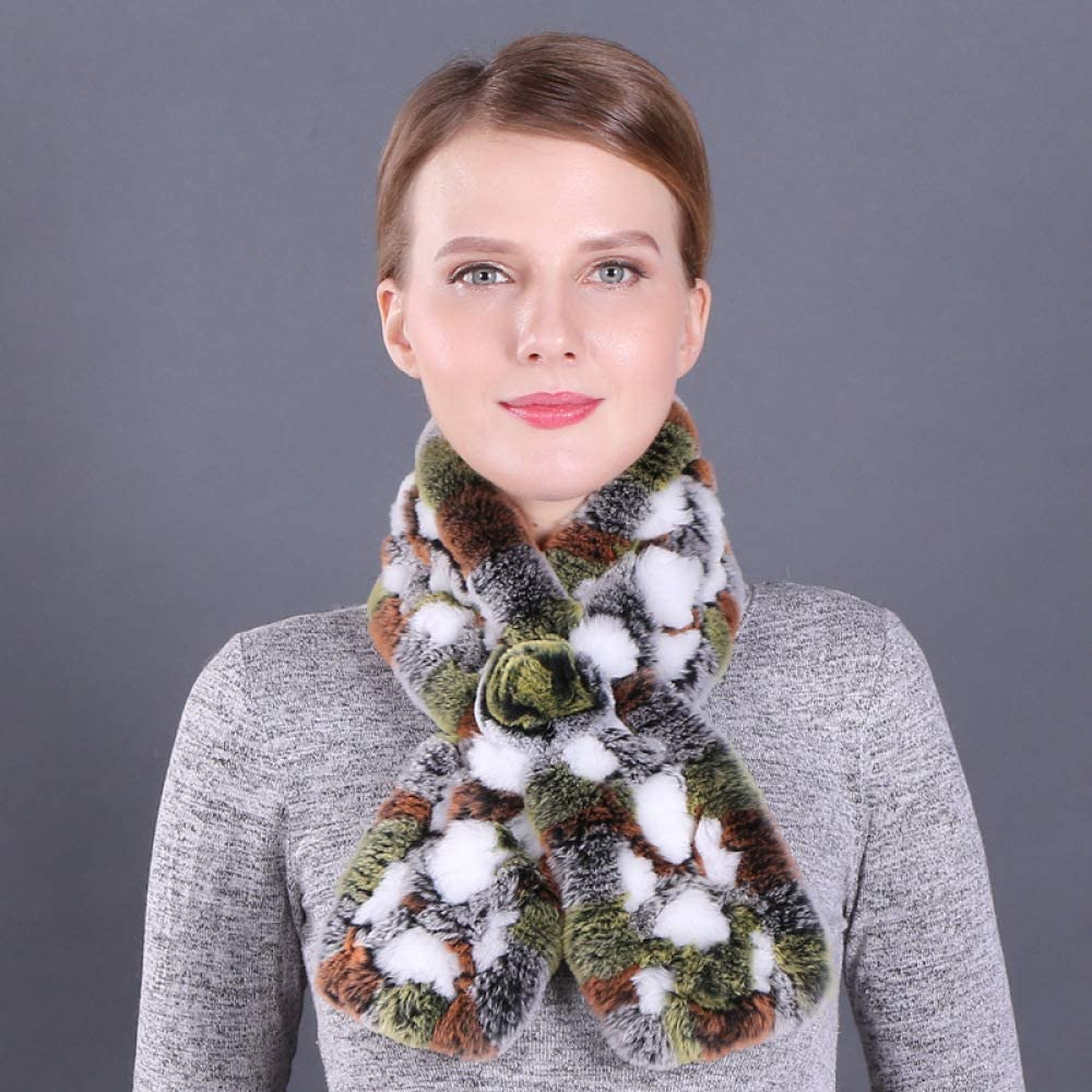 Women's Scarf Warm Winter Shawl OFFer Valentine For Suitable Weekly update Christmas