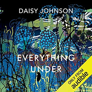 Everything Under                   By:                                                                                                                                 Daisy Johnson                               Narrated by:                                                                                                                                 Charlie Sanderson                      Length: 7 hrs and 4 mins     106 ratings     Overall 4.0