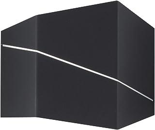 Trio Leuchten Zorro 223210132 lampa ścienna LED, metal, 6,5 W, czarna matowa