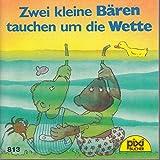 Zwei kleine Bären tauchen um die Wette - Pixi-Buch Nr. 813 - Einzeltitel aus PIXI-Serie 97