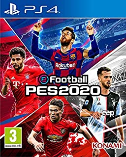 eFootball PES 2020 - PlayStation 4 [Importación inglesa] (B07TY1GV7T) | Amazon price tracker / tracking, Amazon price history charts, Amazon price watches, Amazon price drop alerts