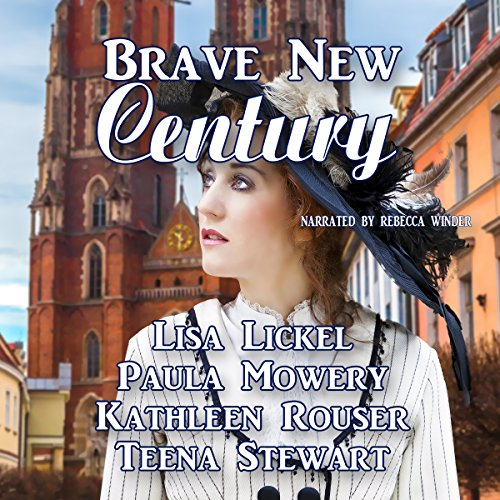 Brave New Century audiobook cover art