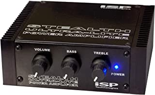 Best isp technologies stealth power amp Reviews