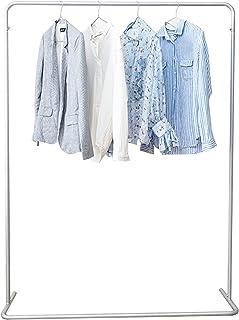 MissZZ Porte-Manteau Porte-vêtements Suspendus en Fer Moderne, Tige Simple au Sol et présentoirs de vêtements de Vente au ...