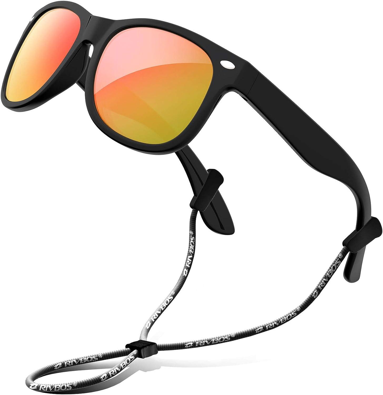 RIVBOS Excellence Kids Sunglasses Polarized UV Protection Flexible Nashville-Davidson Mall G Rubber