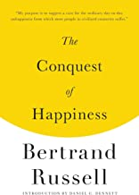 the conquest of happiness book