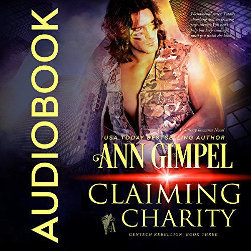 Claiming Charity audiobook cover art